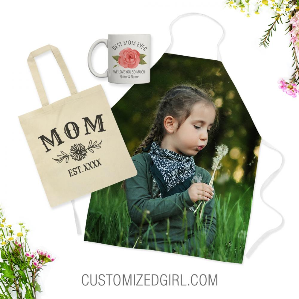 Custom Photo Upload Mother's day