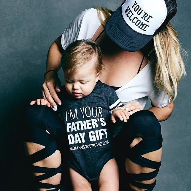 I'm Your Father's Day Gift Bodysuit