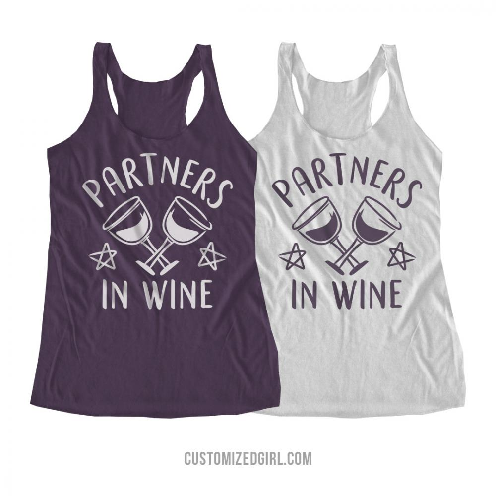 Partners In Wine Matching Friends