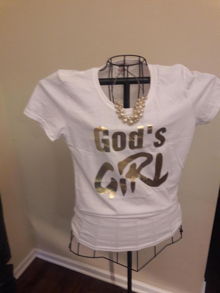 Gods girl