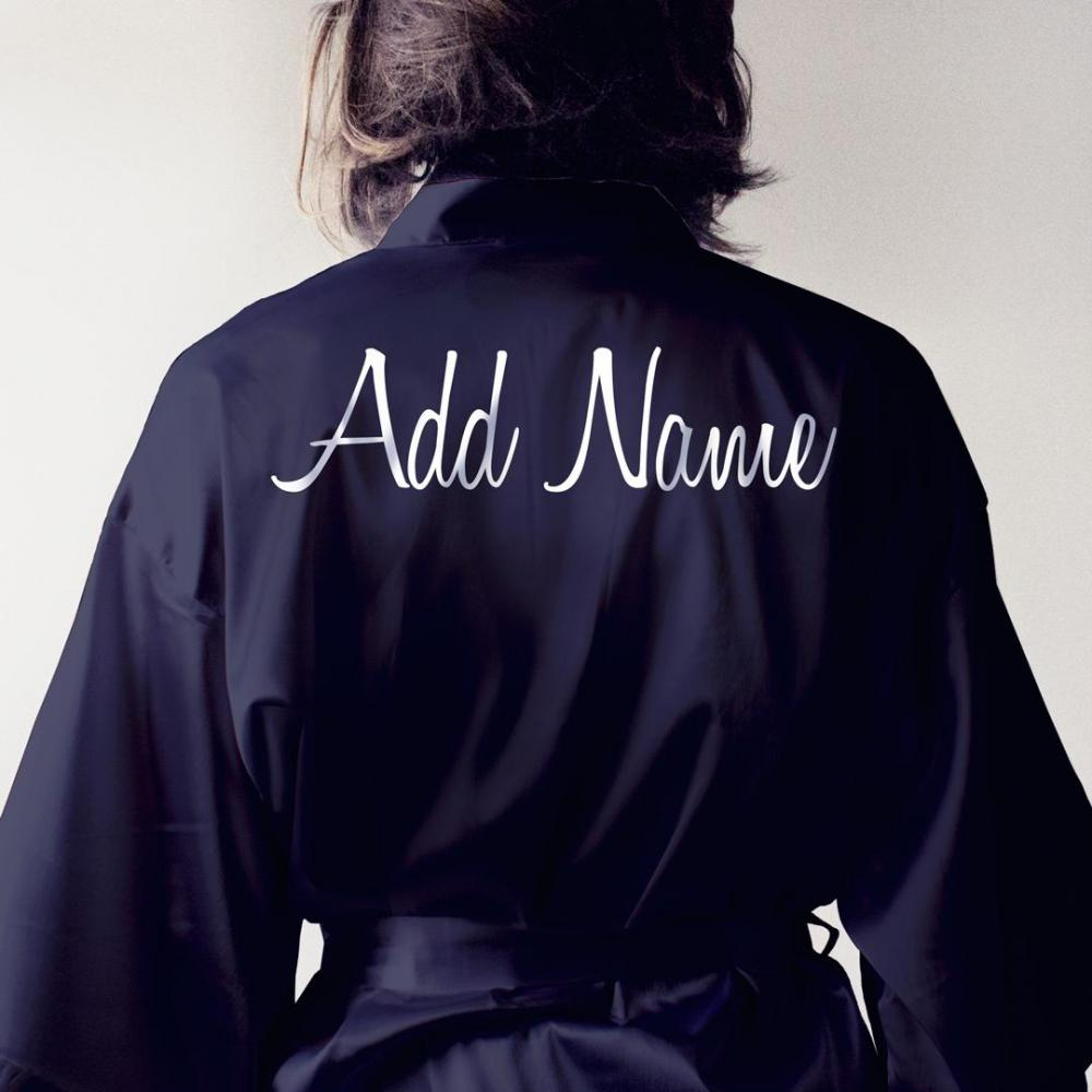 Live The Life Of Luxury With Personalized Robes Customizedgirl Blog