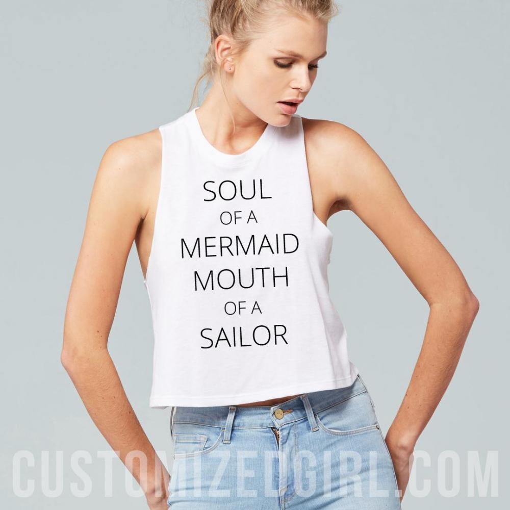 Mermaid Soul Sailor Mouth
