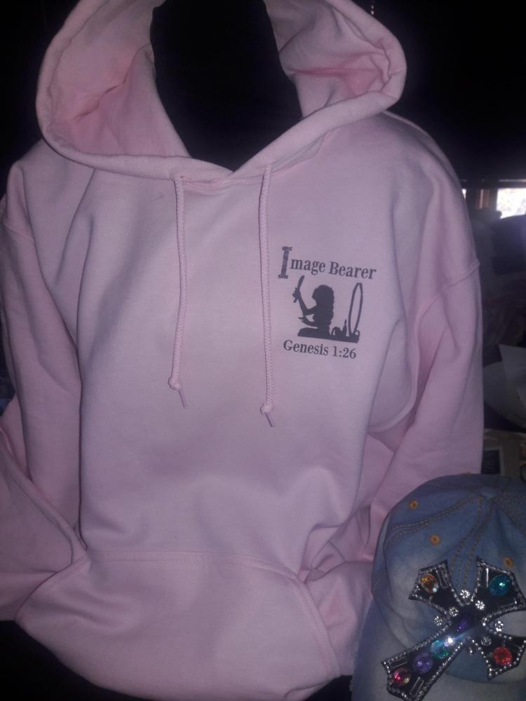 image bearer hoodie