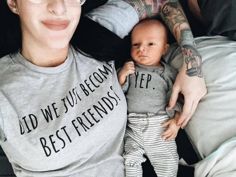 New Mom: Did We Just Become Best Friends?