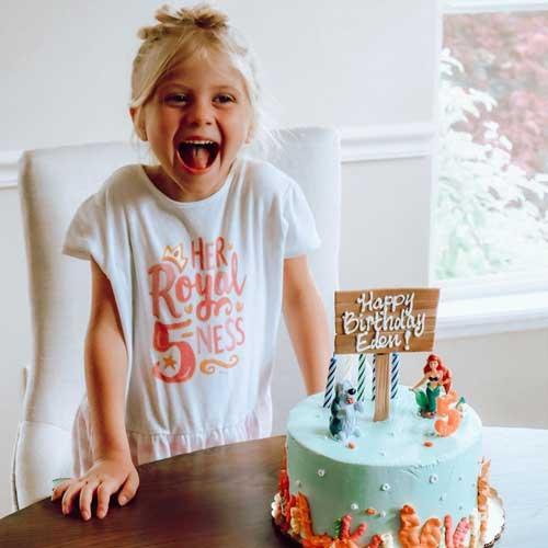 Her Royal 5-ness Princess Birthday