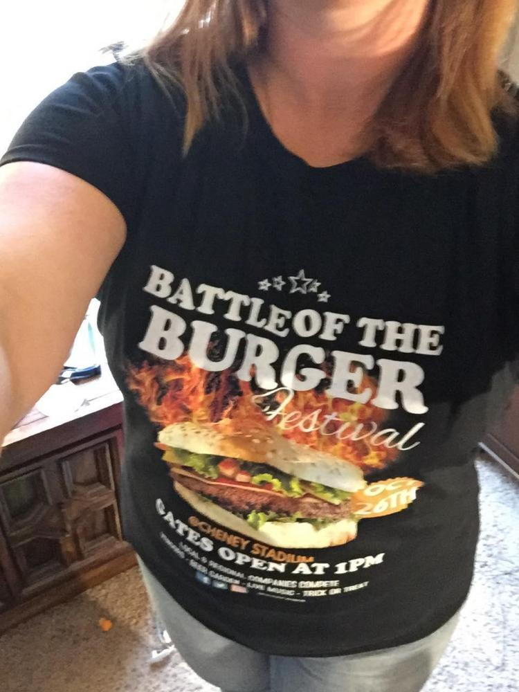 Battle of the Burger Women's