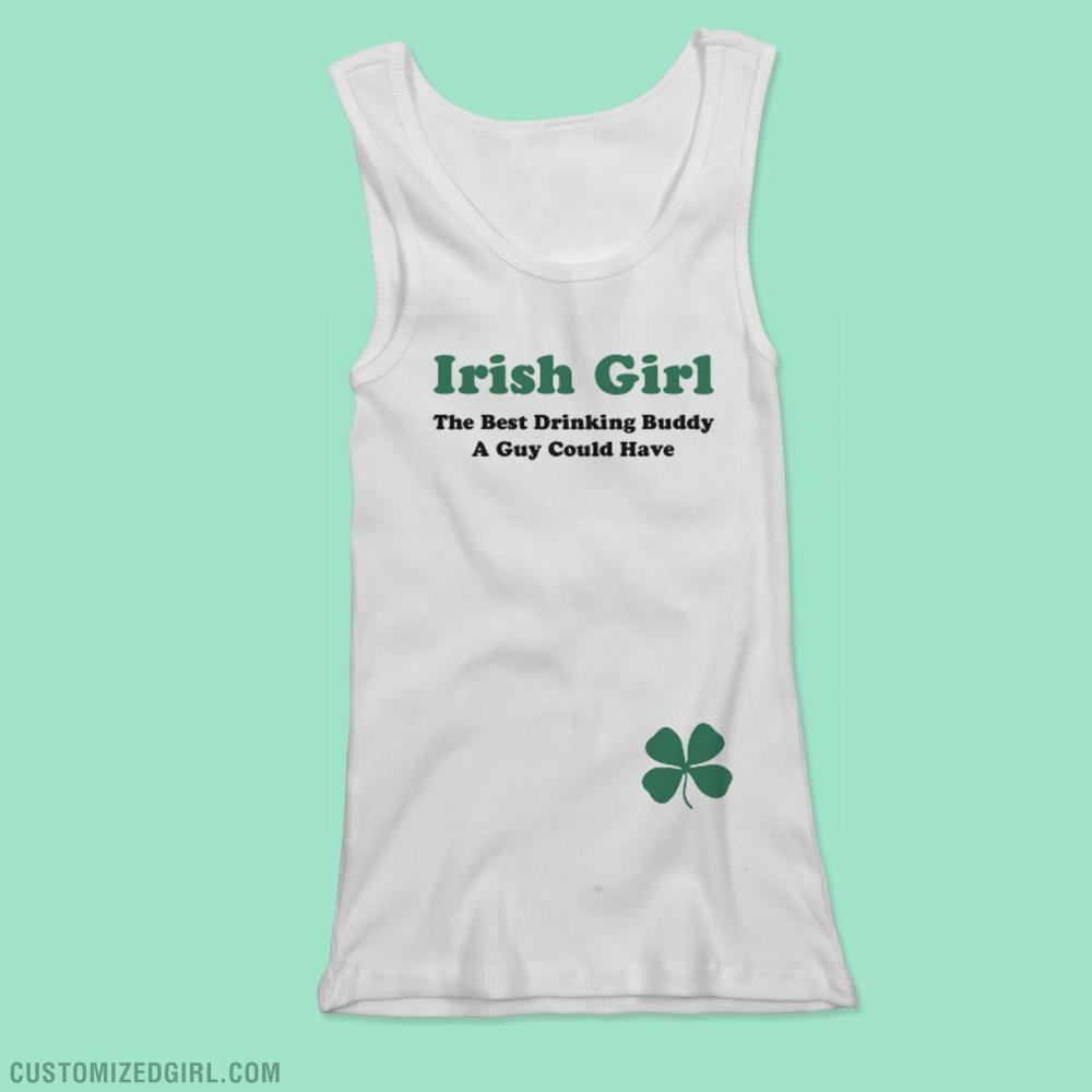 St Patricks Irish Drinking Buddy