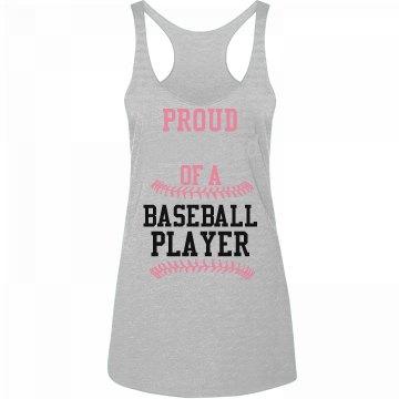 Baseball Girlfriend Tank