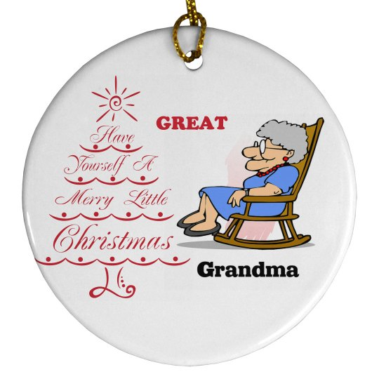 Great Grandma Christmas