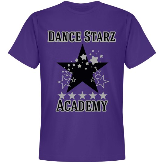 ** NEW Purple Dance Starz Shirt