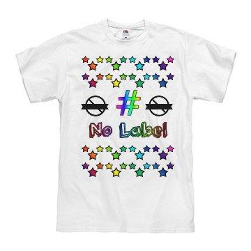 # No Label Men's (My Pride Is Strong Tee)
