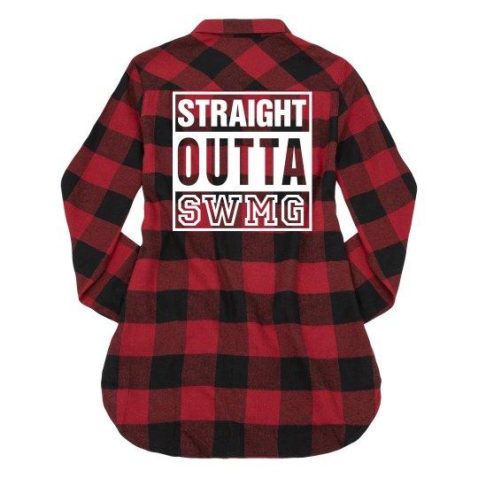 SWMG  Lumberjack Flannel