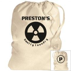 PRESTON. Laundry bag
