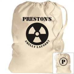 PRESTON. Laundry bag