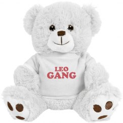 LEO GANG LION DOLL