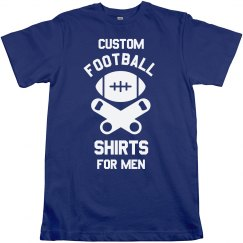 Custom Men's Trendy Football