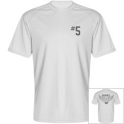 Briones #5 Sports dry tee
