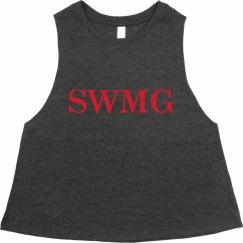 SWMG Cropped Tank