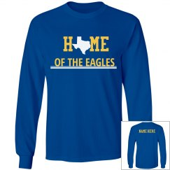 Home of the Eagles Texas