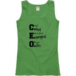 C.E.O. Tank