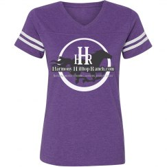 Harmony Hilltop Ranch Sports Tee