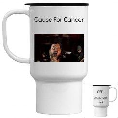 Cause For Cancer Coffee Mug