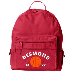 Custom Basketball Bag