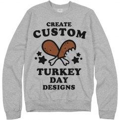 Custom Thanksgiving Tee