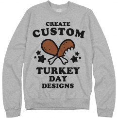 Custom Thanksgiving Tee