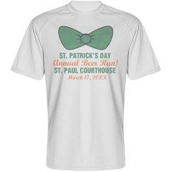 St. Patrick's Bowtie Race