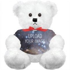 Custom Galaxy All Over Print Bear