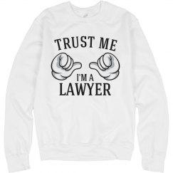 Trust me I'm a lawyer