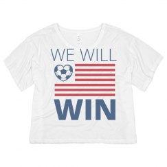 USA Will Win