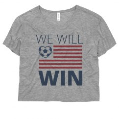 USA Will Win