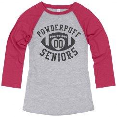 Custom Powderpuff Seniors Girl