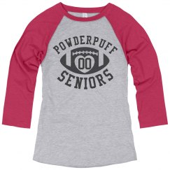 Custom Powderpuff Seniors Girl