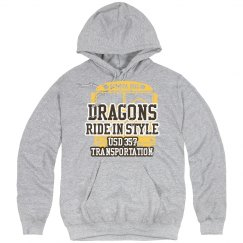 Dragons Style Sweatshirt
