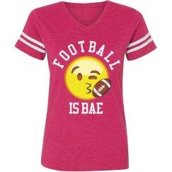 Football Emoji Is Bae