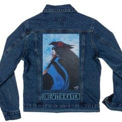 One With Raven Glory Jacket
