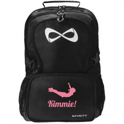 Kimmie's Cheer Gear Bag Custom Nfinity Backpack