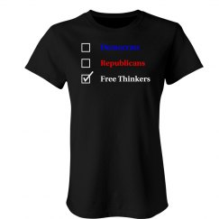 Election Ballot - Free Thinkers