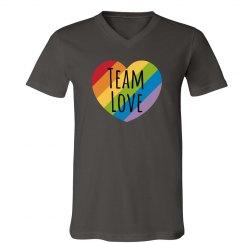 V-Neck Team Love