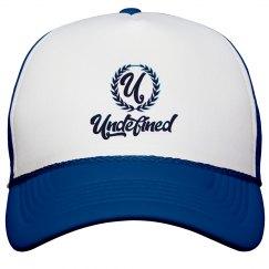 Undefined Trucker Hat Blues