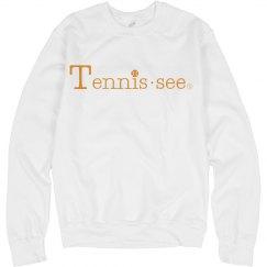 Tennis.see Tennis Sweatshirt