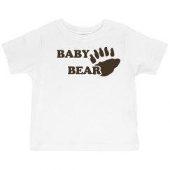 Baby Bear Toddler