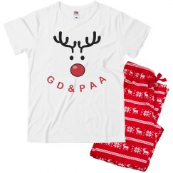 GDPAA Holiday Pajama Set