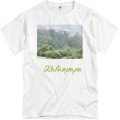 Waterfalls of Kalaupapa