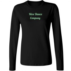 Black long sleeve (different font)