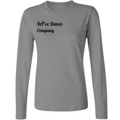 Grey Reve Long sleeve (Different font)