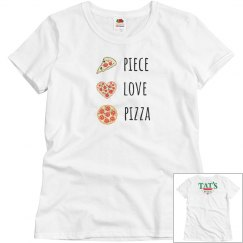 Piece, Love & Pizza